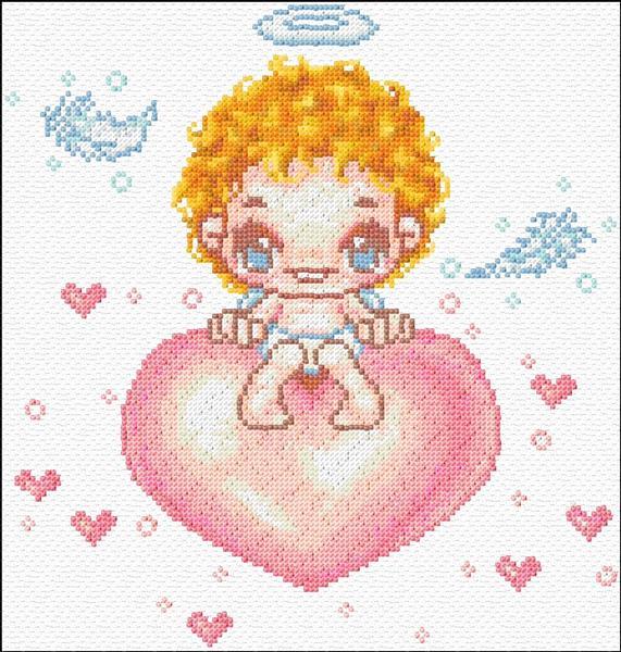 Angel ann s cross stitch patterns