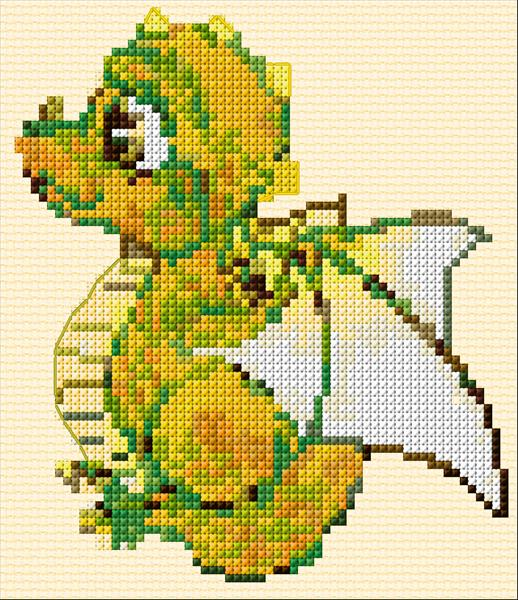 DRAGON EMBROIDERY PATTERN   ORIGAMI & EMBROIDERY