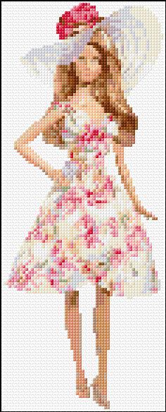 Barbie - Ann\'s Cross-Stitch Patterns