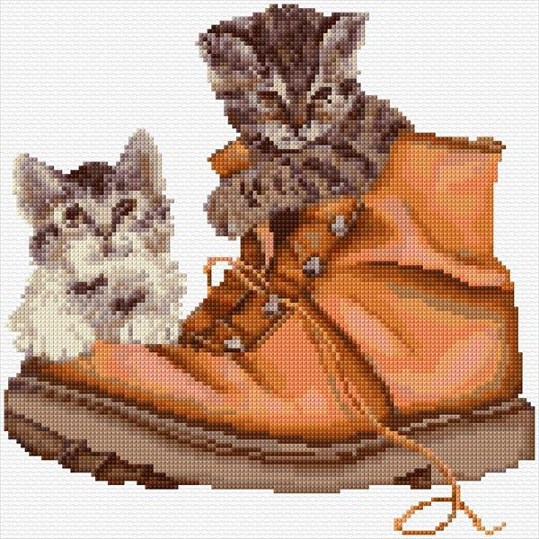 Cats in a Boot