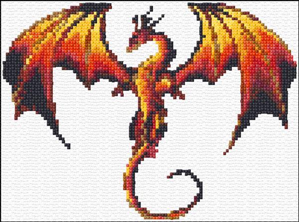 Dragon 22 2134 X Stitch 10 Free Patterns Online