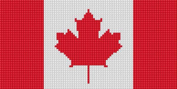 Flag of Canada1033214x-stitch10 Free Patterns Online