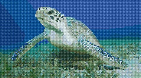Sea Turtle - Ann\'s Cross-Stitch Patterns